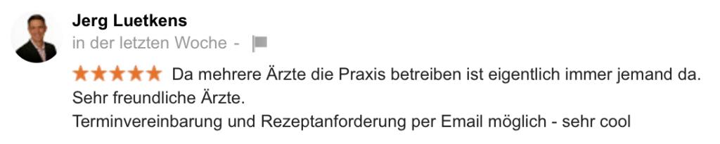 hausarzt ziegelhausen bewertung