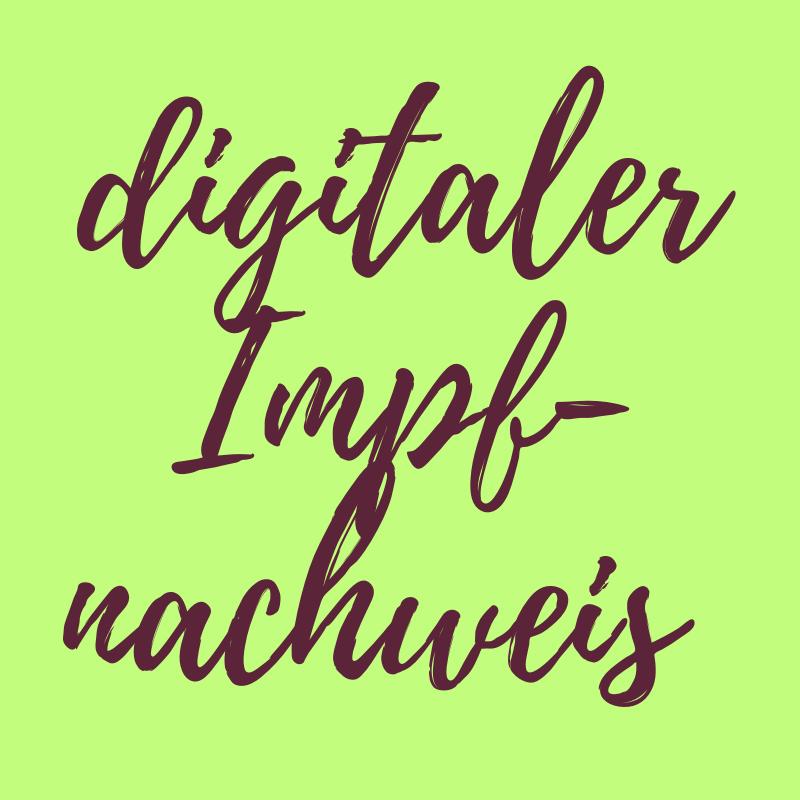 Digitaler Impfnachweis Heidelberg