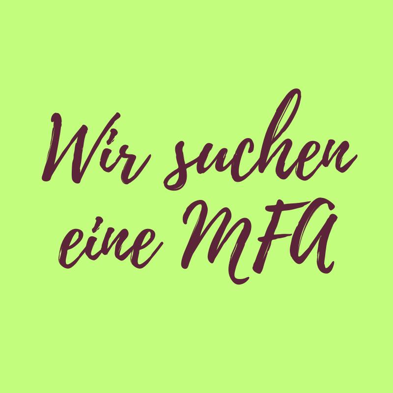 Heidelberg MFA gesucht